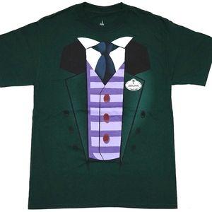Disney Haunted Mansion Ghost Host Shirt